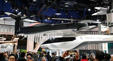 Uber e Hyundai pronti a lanciare il taxi volante: il primo decollo previsto a fine 2023