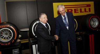 Pirelli, Tronchetti:«Sicurezza stradale elemento fondamentale. Connesso e Cyber Car, esempi di pneumatici intelligenti»