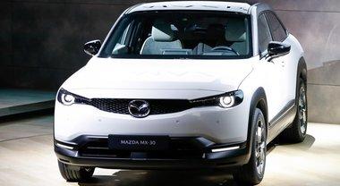 MX-30, la prima elettrica di Mazda farà resuscitare il motore rotativo