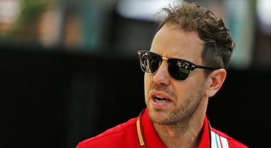 Vettel ai fans: «Se non fossi diventato pilota avrei studiato ingegneria meccanica»