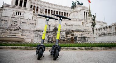 Link sbarca a Roma. La capitale scelta da leader Usa dei monopattini elettrici in sharing per il lancio in Europa