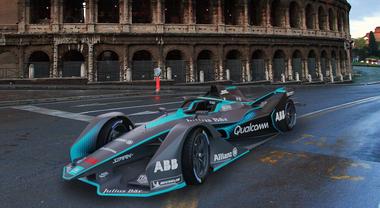 Formula E, ecco la nuova monoposto: motore più potente e design futuristico