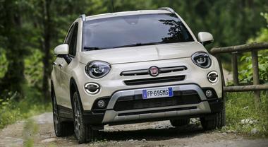 Tre Suv di Fca sono le vetture diesel più vendute in Italia nel 2018: 500X, poi Jeep Compass e Renegade