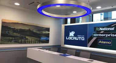 Locauto lancia i primi uffici di noleggio in franchising. Piano per nuove aperture in Italia