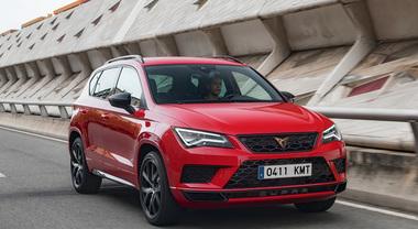 Cupra Ateca, il nuovo marchio Seat lancia Suv ad alte prestazioni