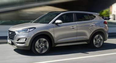 Hyundai Tucson diventa XLine. Ricco equipaggiamento e avanzati sistemi di guida assistita