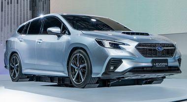 Subaru Levorg Prototype, al Salone di Tokyo senza veli la 2^ generazione della sport wagon