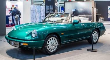 Automotoretrò, al via a Torino la 36^ edizione. In mostra al Lingotto il meglio di auto e moto d'epoca