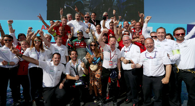 Audi, la cavalcata vincente in Formula E porta al titolo a New York