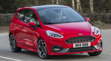 Fiesta ST, muscoli sostenibili. Arriva la versione più performante della nuova Fiesta