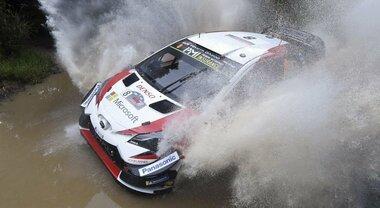WRC, 12 prove nel 2021: da Monte Carlo al Giappone. Fia pubblica