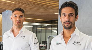 La Rokit Venturi fa sul serio: preso Lucas di Grassi (ex Audi) nella Stagione 8 a fianco di Mortara per puntare al titolo