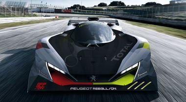 Peugeot al WEC ed alla 24 Ore di Le Mans dal 2022 insieme a Rebellion
