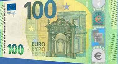 Arrivano le nuove banconote da 100 e 200 euro. Ecco come saranno