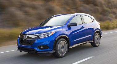 Honda HR-V, si rinnova il piccolo Suv giapponese