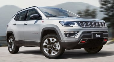 Fca consolida leadership del mercato in Brasile a settembre. Mese record per Fiat Argo, Jeep Compass al top tra i Suv