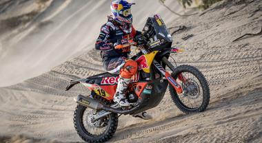 Meo (KTM) vince a La Paz davanti a Benavides (Honda) che si prende la vetta della classifica