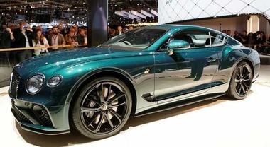Bentley Continental GT Number 9, il modello che festeggia i 100 anni di velocità