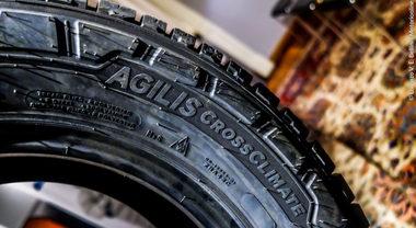 Michelin Agilis, le prestazioni e la sicurezza del CrossClimate anche per furgoni e camper