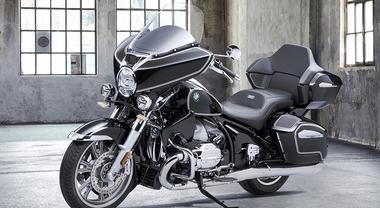Bmw Motorrad, ad Auto e Moto d'Epoca con gamma R18. Cruiser protagonista a Padova con tutte le sue varianti