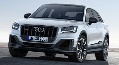 Audi SQ2, il Suv superdotato e hi-tech con 300 cv promette brividi da vera sportiva