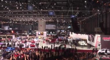 Al via il Salone dell'auto di Ginevra 2018