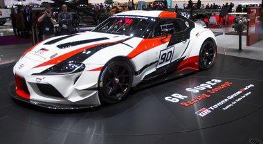 Le novità di Toyota al salone di Ginevra 2018 illustrate dall'ad Mauro Caruccio