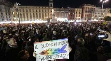 Le Sardine Tornano A Napoli Grande Manifestazione Per La Pace Il 25 Gennaio Il Mattino It