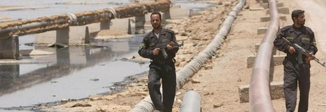 Petrolio, prezzo in forte aumento subito dopo l'attacco a Baghdad