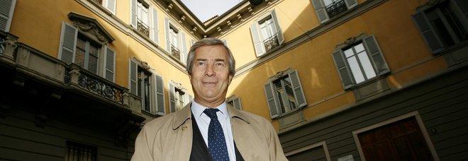Vincent Bollorè (Il Messaggero.it)