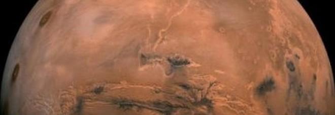 Marte, rilevati indizi di ossigeno nell'atmosfera per la prima volta