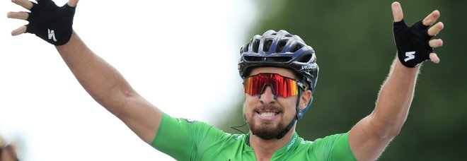 Tour de France, Sagan vince ancora: 