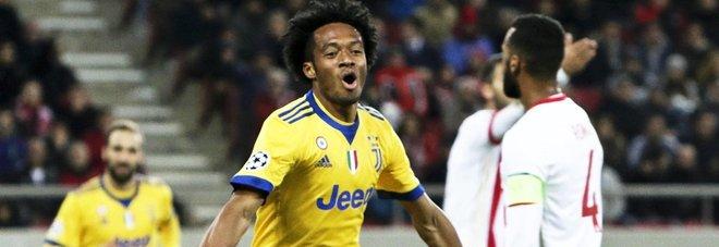 Olympiacos-Juventus 0-2