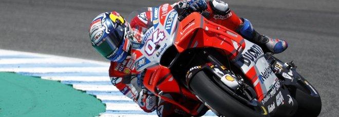 Gp Francia, Marquez il più veloce: Dovizioso secondo nelle prime libere