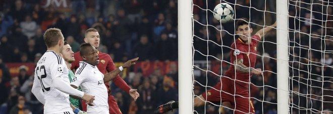 Impresa Roma, 1-0 al Qarabag: agli ottavi da prima del girone