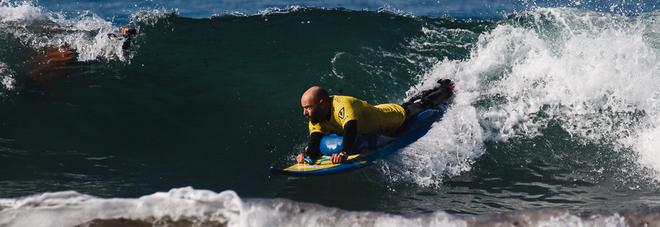 Mondiali Adaptive Surf: un altro risultato storico per l'Italia, raggiunta la finale