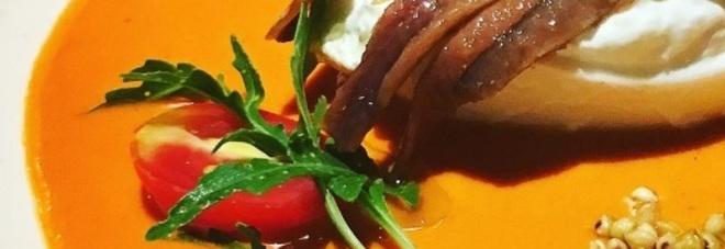 """Da """"Nana"""" dello chef Gilebbi cucina moderna e raffinata dal tocco europeo"""