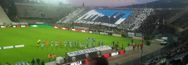 Ascoli Picchio-Brescia 0-0 Lo spareggio salvezza sarà contro l'Entella