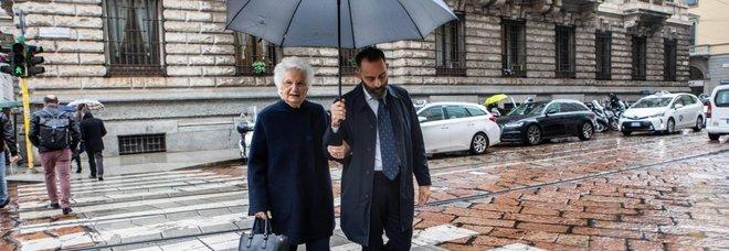 Segre, incontro tra la senatrice e Salvini a Milano