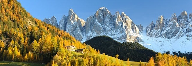 Nella Val di Fassa per osservare le Dolomiti che cambiano volto
