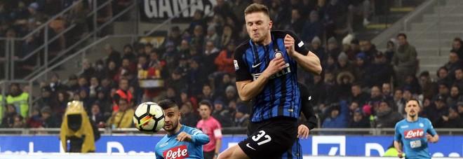 Inter-Napoli, le pagelle: Skriniar è devastante, Mertens inventa poco
