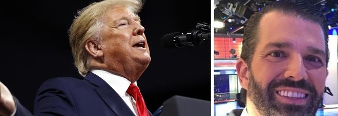 Donald Trump, accuse al figlio Donald jr: «Ha ucciso una rara pecora gigante in Mongolia»