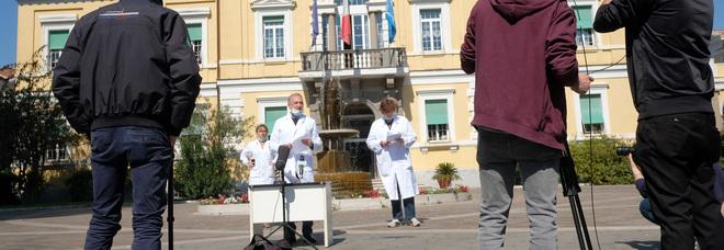 Coronavirus a Roma, allo Spallanzani 69 ricoverati di cui 58 positivi. «4 pazienti in terapia intensiva»
