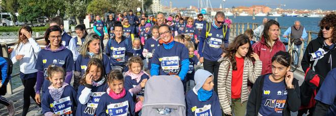 Family Run, già oltre tremila gli iscritti: sarà festa dello sport