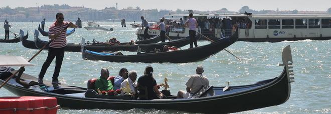 Venezia, test antidroga e alcol d'obbligo per tutti i gondolieri