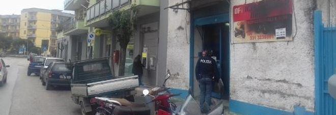 Assalto alle Poste di via Napoli Maddaloni