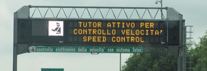 Arrivano i nuovi tutor in autostrada, ecco dove saranno installati e come funzionano