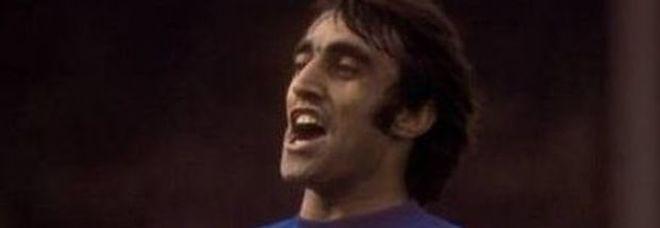 Morto Anastasi, ex bomber simbolo di Juve, Inter e Nazionale