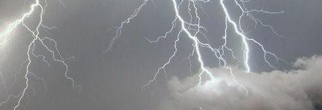 Forti temporali, vento e grandine  in arrivo: scatta l'allerta a Nordest
