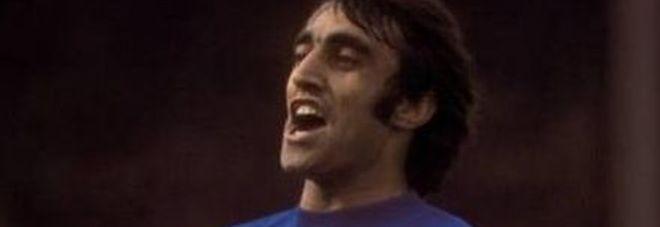 E' morto Anastasi, ex bomber di Juve, Inter e Nazionale